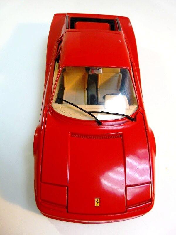 Ferrari Testarossa - 1984 - BBurago 1/18 ème Ferrar51