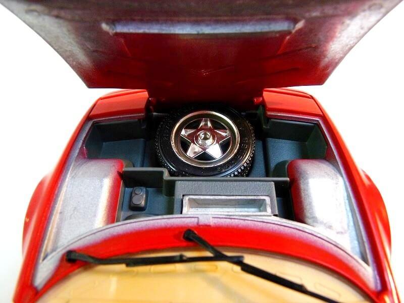 Ferrari Testarossa - 1984 - BBurago 1/18 ème Ferrar54