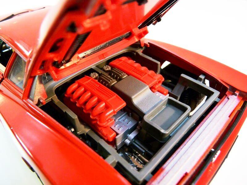 Ferrari Testarossa - 1984 - BBurago 1/18 ème Ferrar55
