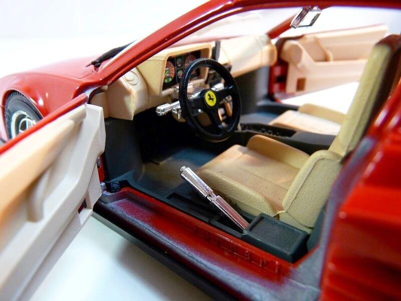 Ferrari Testarossa - 1984 - BBurago 1/18 ème Ferrar56