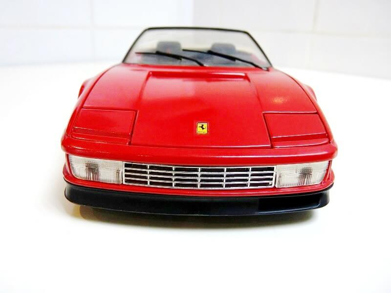 Ferrari Testarossa Cabriolet - 1984 - BBurago modifiée 1/18 ème Ferrar58