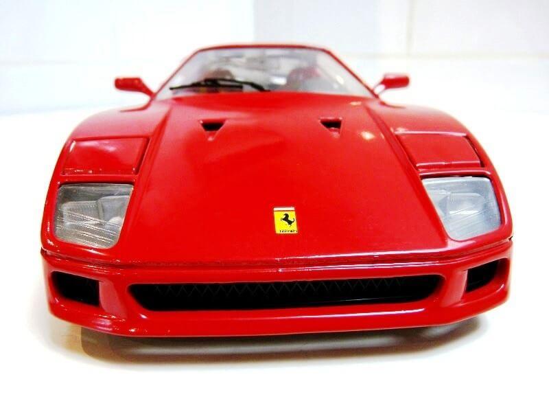 Ferrari F40 - 1987 - Jouef Evolution 1/18 ème Ferrar66