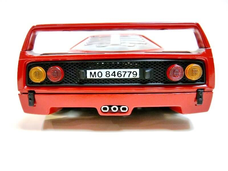 Ferrari F40 - 1987 - Jouef Evolution 1/18 ème Ferrar67