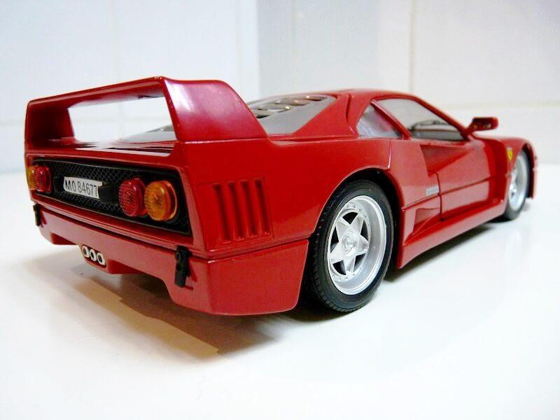 Ferrari F40 - 1987 - Jouef Evolution 1/18 ème Ferrar69