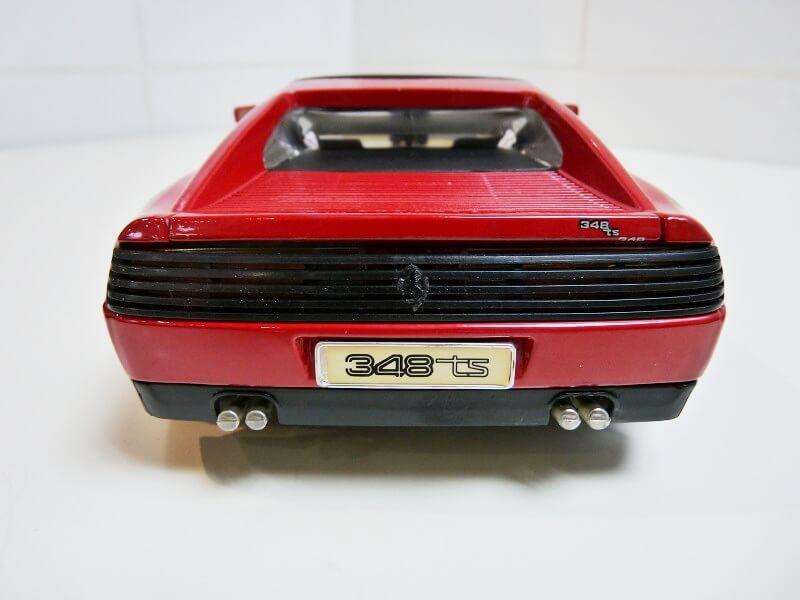 Ferrari 348 TS - 1989 - Tonka Polistil - 1/18 ème Ferrar75