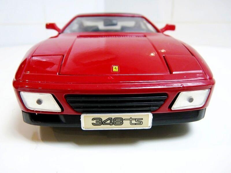 Ferrari 348 TS - 1989 - Tonka Polistil - 1/18 ème Ferrar77