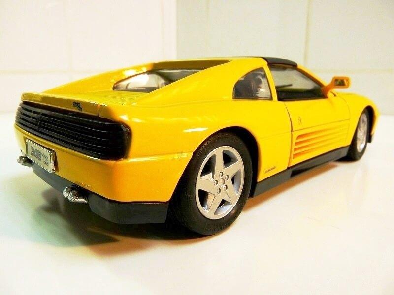 Ferrari 348 TS - 1990 - Tonka Polistil 1/18 ème Ferrar84