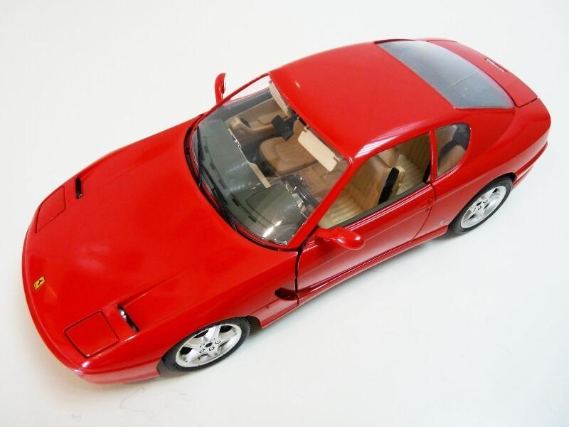 Ferrari 456 GT - 1992 - BBurago 1/18 ème Ferrar94