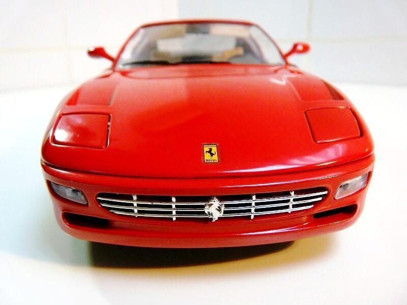 Ferrari 456 GT - 1992 - BBurago 1/18 ème Ferrar98