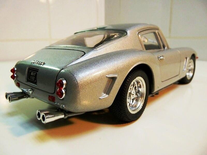 Ferrari 250 GT Berlinette - 1961 - Jouef Evolution 1/18 ème Ferrbe13