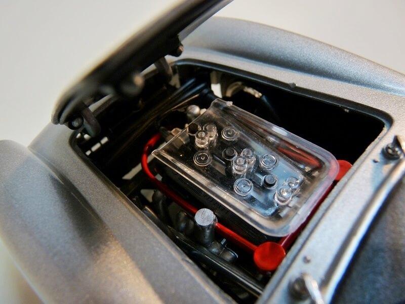 Ferrari 250 GT Berlinette - 1961 - Jouef Evolution 1/18 ème Ferrbe20