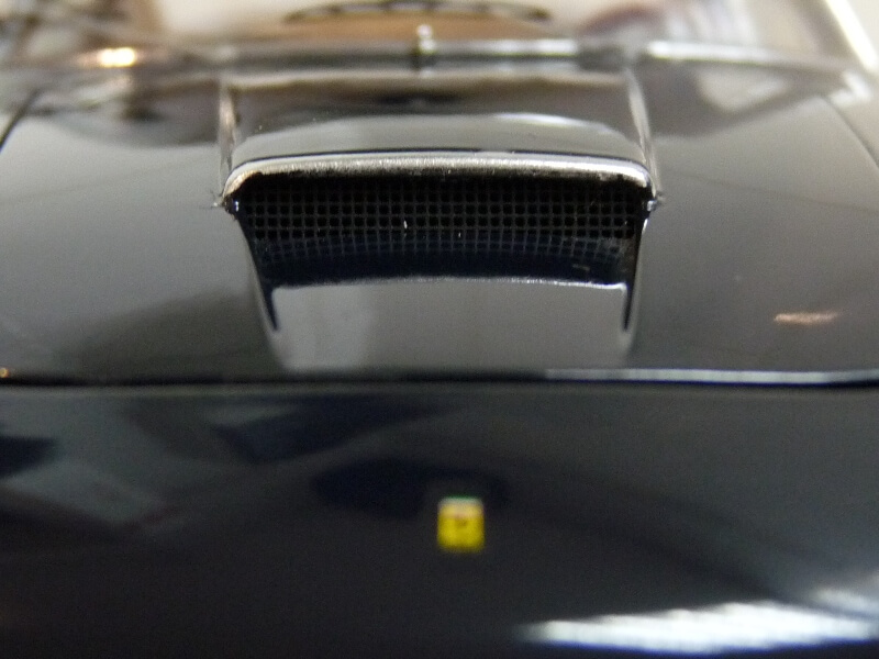 Ferrari 250 GT Berlinetta Passo Corto SWB - 1960 - HotWheels 1/18 ème Ferswb13