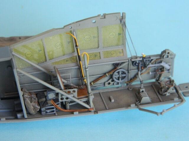 Fieseler Fi-156 - Tamiya 1/48 - Par fombec6 - Fini. Ff00410