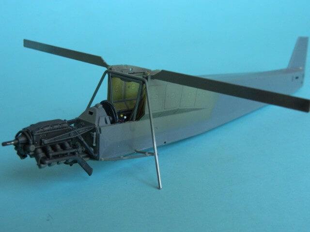 Fieseler Fi-156 - Tamiya 1/48 - Par fombec6 - Fini. Ff00810