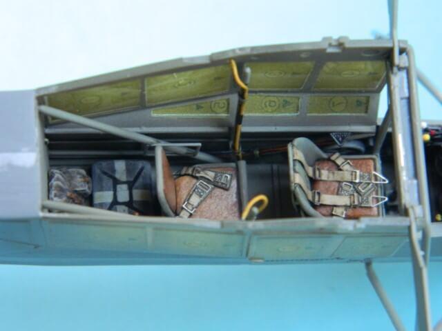 Fieseler Fi-156 - Tamiya 1/48 - Par fombec6 - Fini. Ff01210