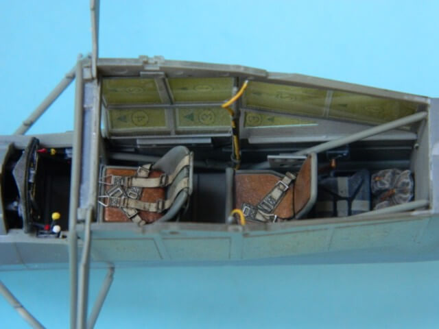Fieseler Fi-156 - Tamiya 1/48 - Par fombec6 - Fini. Ff01310
