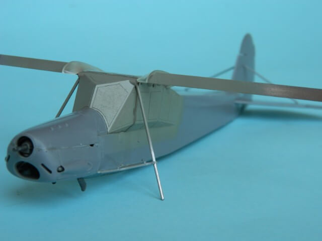 Fieseler Fi-156 - Tamiya 1/48 - Par fombec6 - Fini. Ff01610
