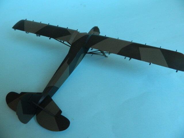Fieseler Fi-156 - Tamiya 1/48 - Par fombec6 - Fini. Ff01710