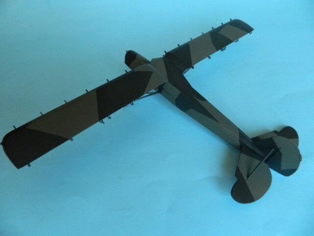 Fieseler Fi-156 - Tamiya 1/48 - Par fombec6 - Fini. Ff01810