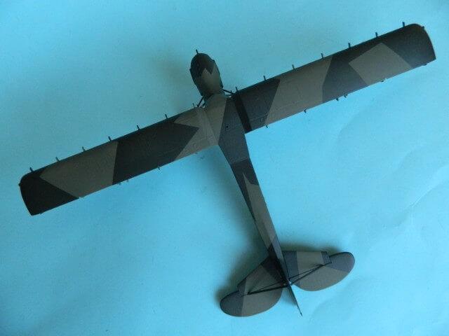 Fieseler Fi-156 - Tamiya 1/48 - Par fombec6 - Fini. Ff01910