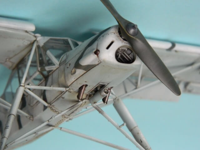 Fieseler Fi-156 - Tamiya 1/48 - Par fombec6 - Fini. Ff03610