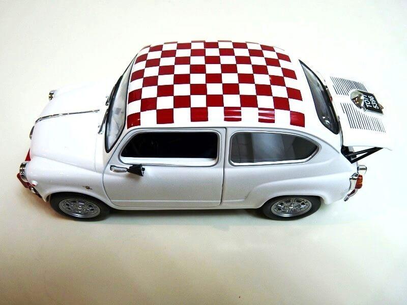 Fiat Abarth 850TC - 1961 - Solido 1/18 ème Fiab8511