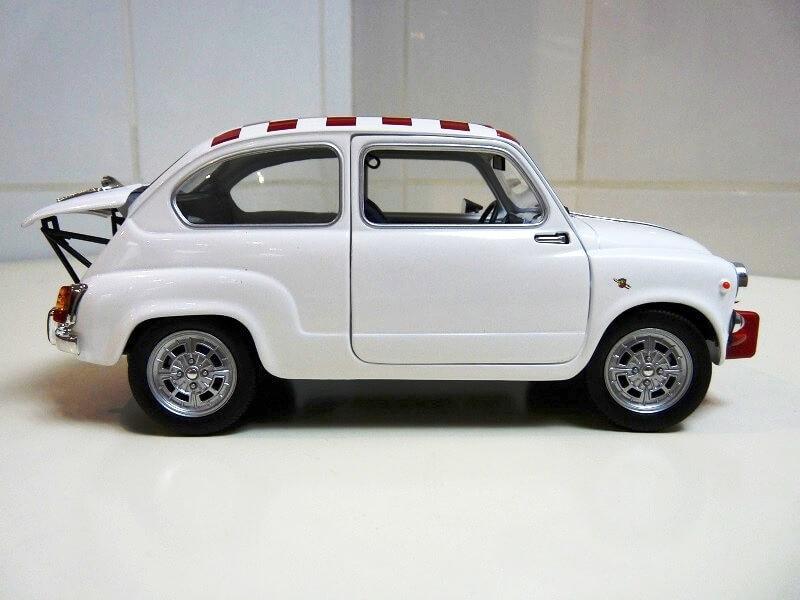 Fiat Abarth 850TC - 1961 - Solido 1/18 ème Fiab8515