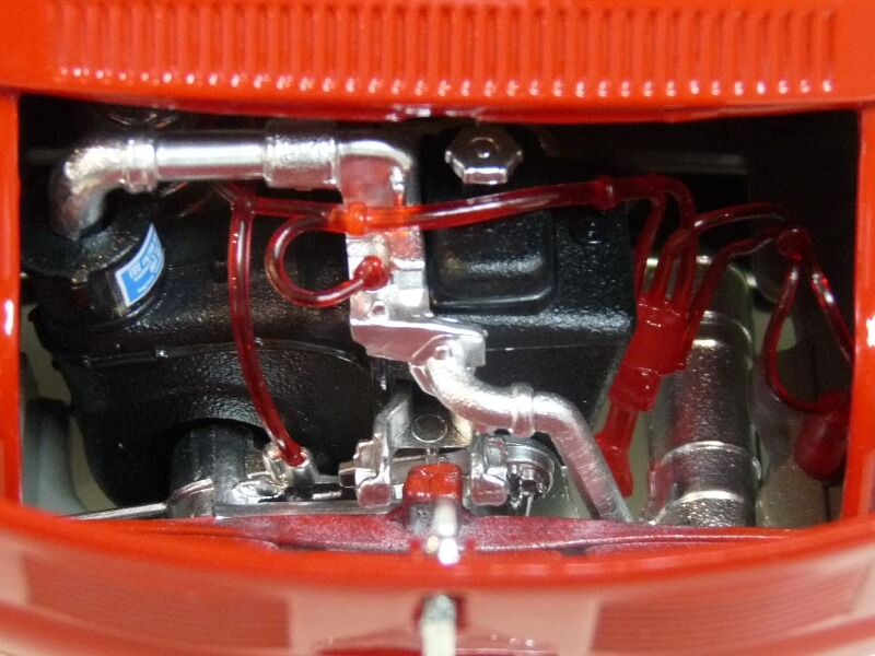 Fiat Nuova 500 - 1964 - BBurago 1/16 ème Finu5035