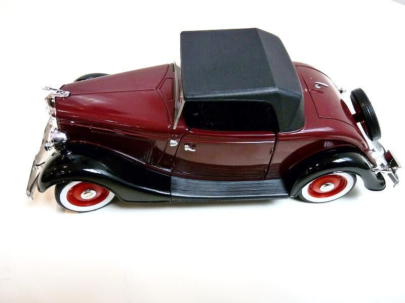 Ford M40 V8 Roadster Deluxe Coupe - 1934 - Solido 1/19 ème Fom40v10