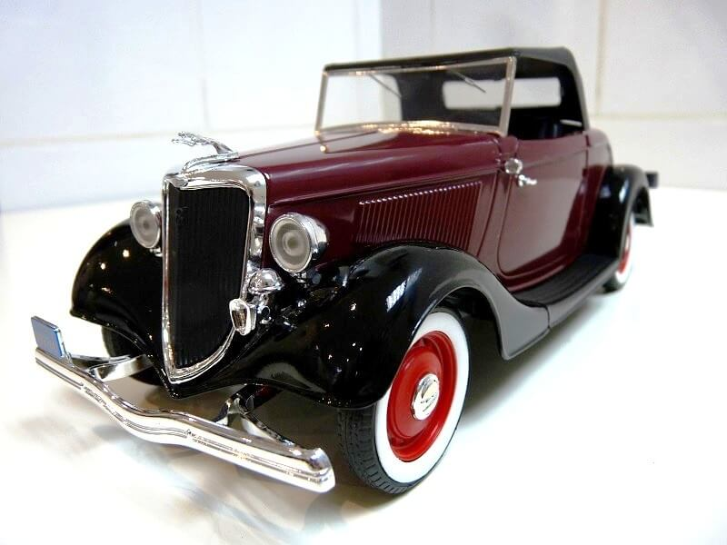 Ford M40 V8 Roadster Deluxe Coupe - 1934 - Solido 1/19 ème Fom40v11