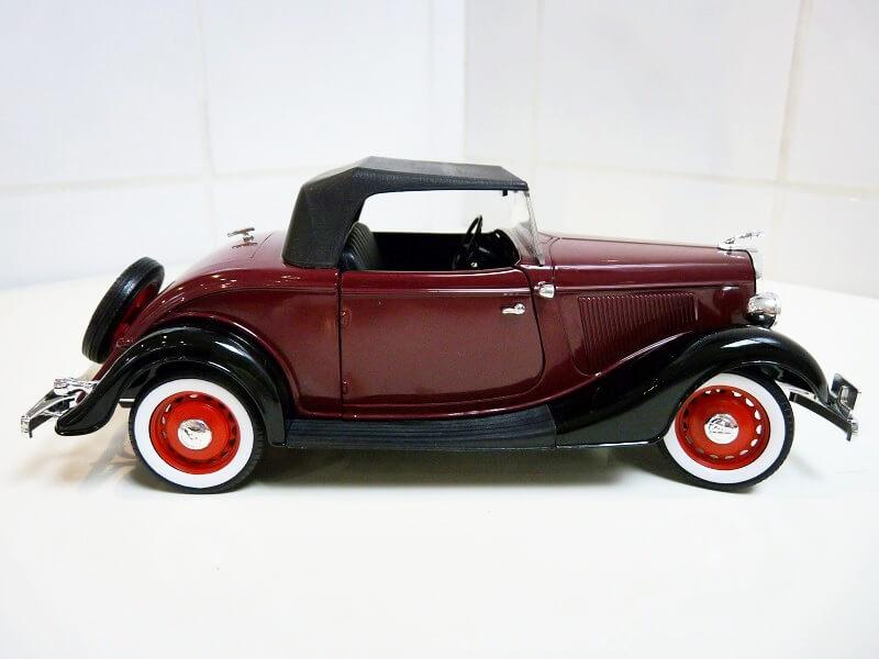 Ford M40 V8 Roadster Deluxe Coupe - 1934 - Solido 1/19 ème Fom40v13