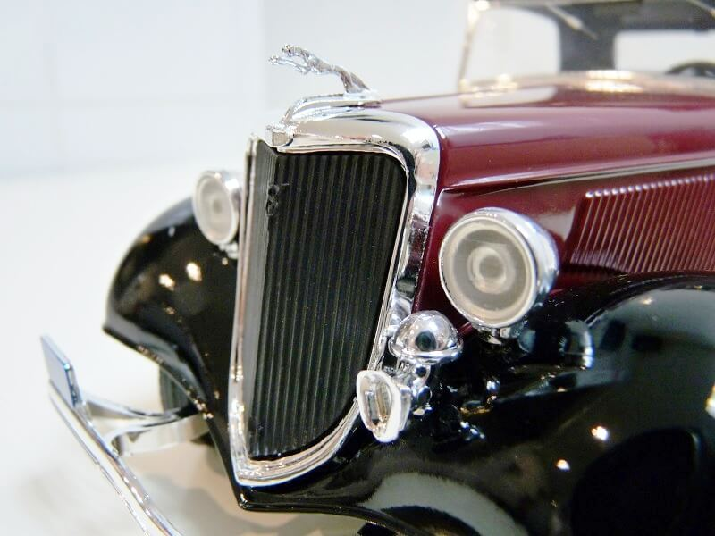 Ford M40 V8 Roadster Deluxe Coupe - 1934 - Solido 1/19 ème Fom40v17