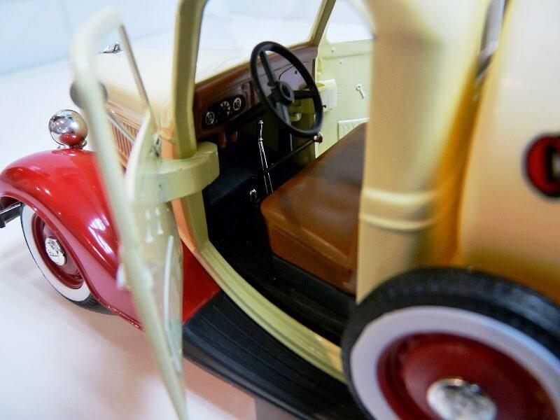 Ford V8 Pick-up Citerne Type 67-830 - 1936 - Solido 1/19 ème Ford_c12