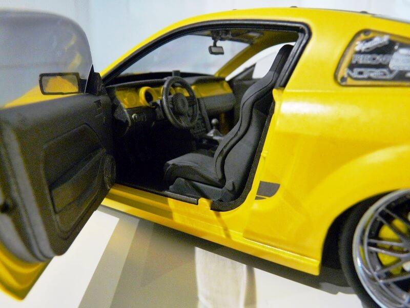 Ford Mustang Césam - 2007 - Norev 1/18 ème Ford_c20