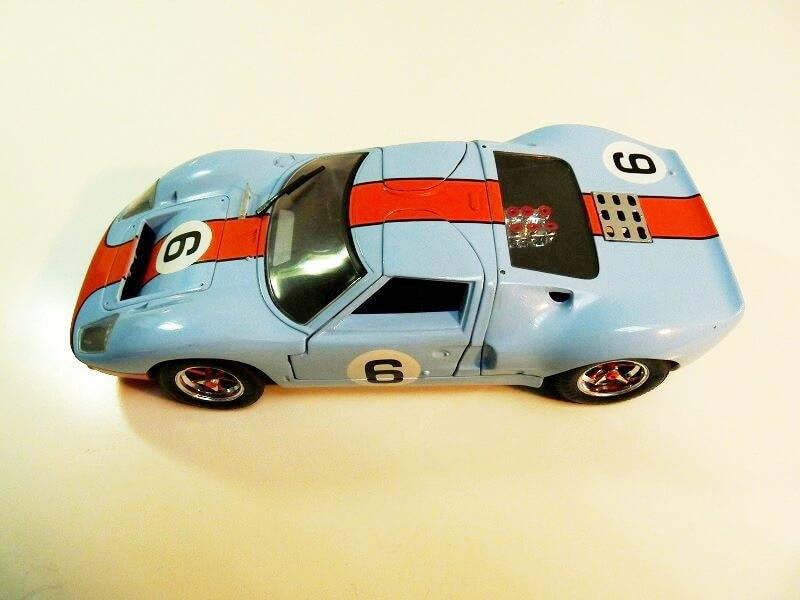 Ford GT40 Le Mans - 1969 - Jouef Evolution 1/18 ème Ford_g10