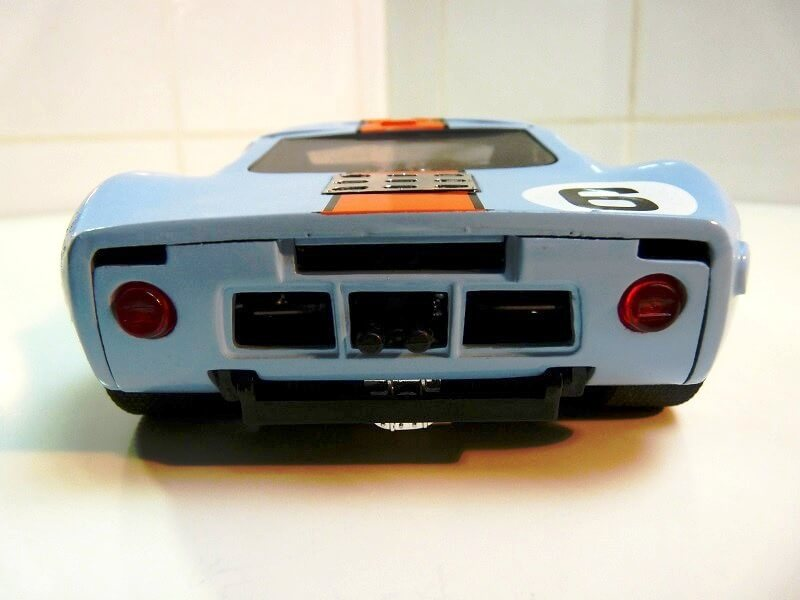 Ford GT40 Le Mans - 1969 - Jouef Evolution 1/18 ème Ford_g13