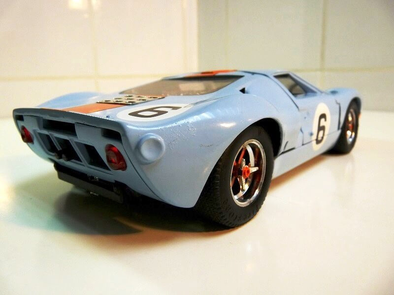 Ford GT40 Le Mans - 1969 - Jouef Evolution 1/18 ème Ford_g14