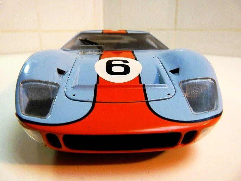 Ford GT40 Le Mans - 1969 - Jouef Evolution 1/18 ème Ford_g15
