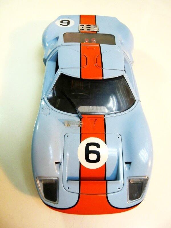 Ford GT40 Le Mans - 1969 - Jouef Evolution 1/18 ème Ford_g17