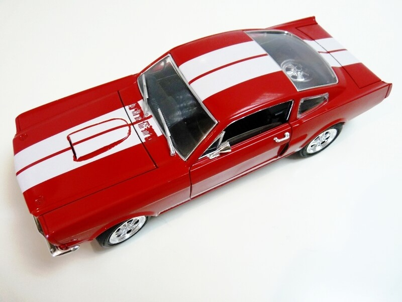 Ford Mustang 350 GT - 1966 - Jouef Evolution 1/18 ème Ford_m27