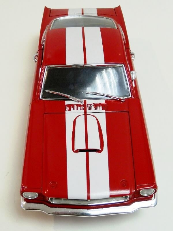 Ford Mustang 350 GT - 1966 - Jouef Evolution 1/18 ème Ford_m34