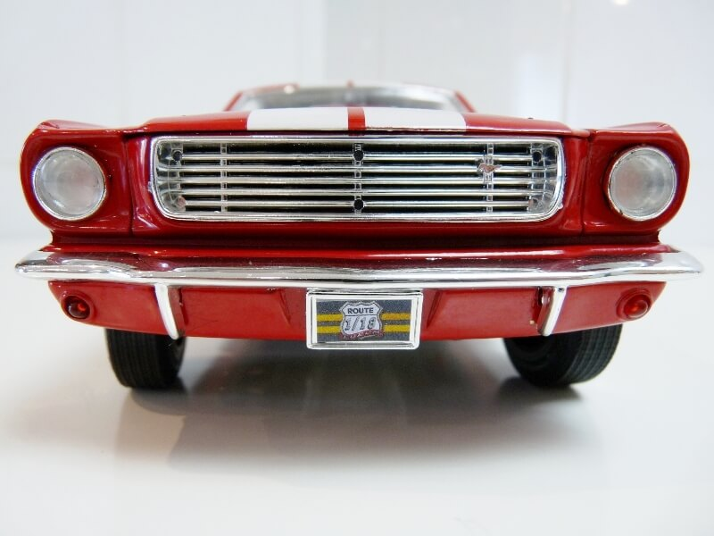 Ford Mustang 350 GT - 1966 - Jouef Evolution 1/18 ème Ford_m35