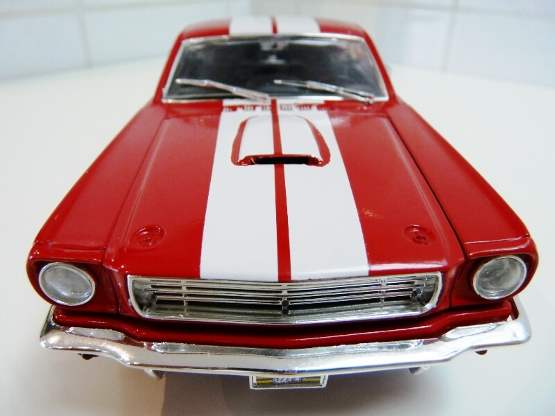 Ford Mustang 350 GT - 1966 - Jouef Evolution 1/18 ème Ford_m37