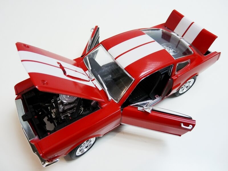 Ford Mustang 350 GT - 1966 - Jouef Evolution 1/18 ème Ford_m38