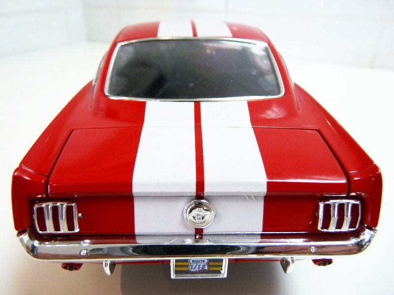 Ford Mustang 350 GT - 1966 - Jouef Evolution 1/18 ème Ford_m43