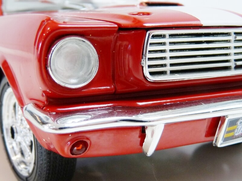 Ford Mustang 350 GT - 1966 - Jouef Evolution 1/18 ème Ford_m47