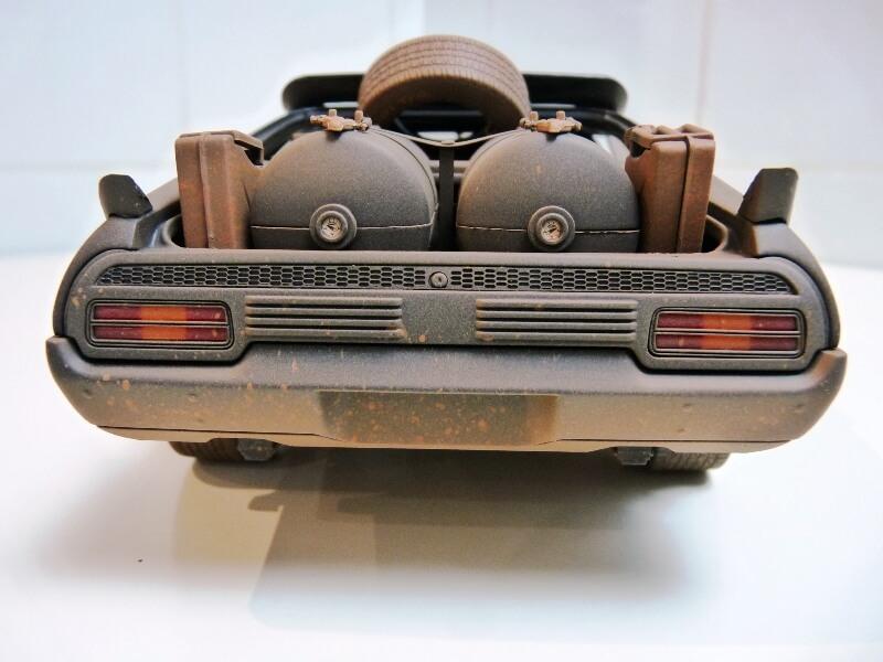 Ford Falcon XB-GT Coupé Sedan Madmax - 1973 - Autoart 1/18 ème Ford_m58