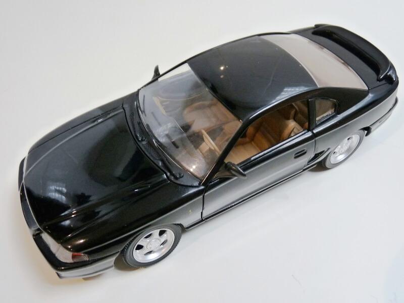 Ford Mustang Cobra Coupé GT - 1994 - Jouef Evolution 1/18 ème Ford_m71