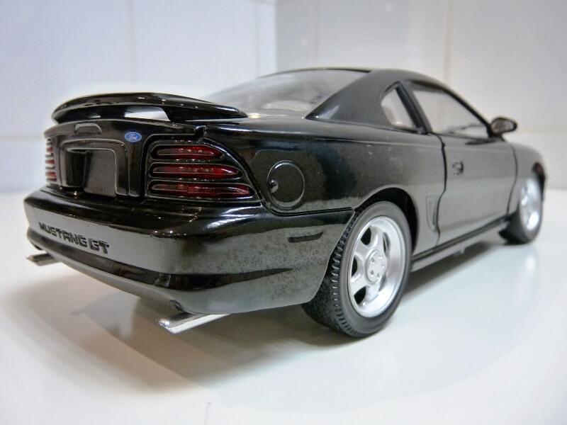 Ford Mustang Cobra Coupé GT - 1994 - Jouef Evolution 1/18 ème Ford_m79