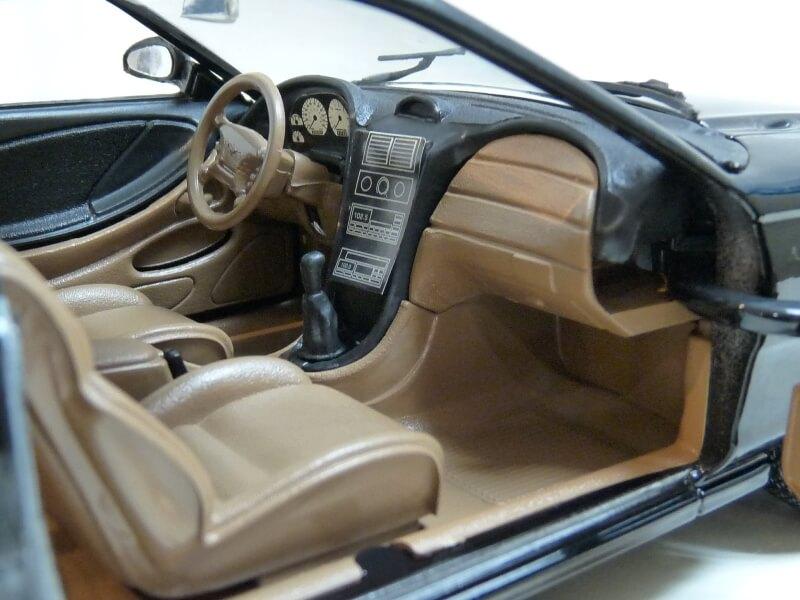Ford Mustang Cobra Coupé GT - 1994 - Jouef Evolution 1/18 ème Ford_m83